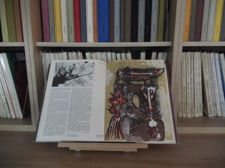 Illustrated Book Lam - Xxe lazzaro Hommage Lam