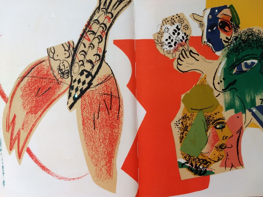 Illustrated Book Chagall - XXe No 26