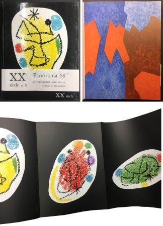 Illustrated Book Miró - XXe SIECLE. Nouvelle série. XXXe année. N° 31. Décembre 1968 - PANORAMA 68. LES GRANDES EXPOSITIONS