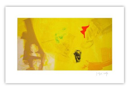 Etching Capa - Yellow and colors