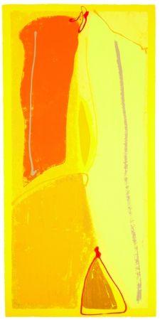 Screenprint Frost - Yellow Buzz - Ohio