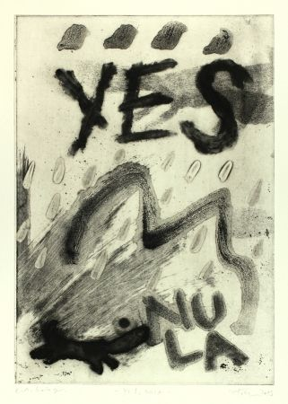 Collograph Frelih - Yes, Nula