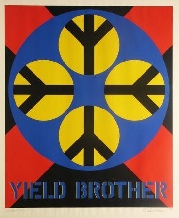 Screenprint Indiana - Yield Brother
