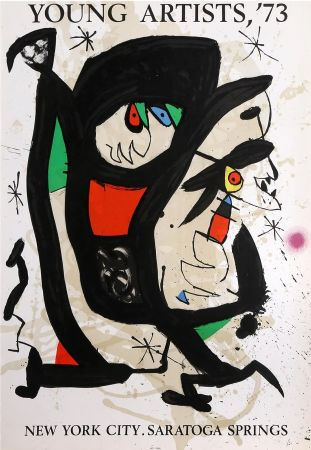 Poster Miró -