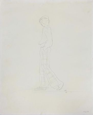 No Technical Hockney - Yves (Walking)