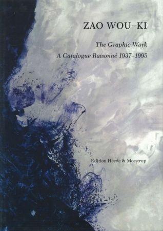 No Technical Zao - Zao Wou-ki The Graphic Work A catalogue raisonné 1937 1995