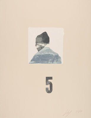 No Technical Tuymans - Zelfportret (1982)