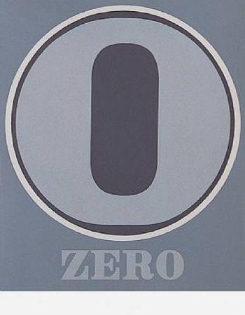 Screenprint Indiana - Zero