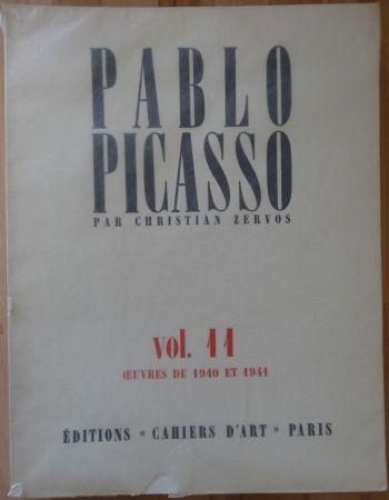 Illustrated Book Picasso - Zervos Vol 11 (1940-1941)