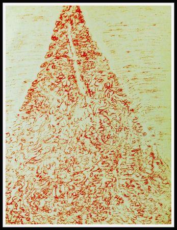 Lithograph Michaux - ZINCOGRAPHIE