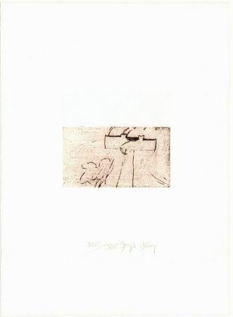 Drypoint Beuys - Zirkulationszeit: Kreuz für Saturn