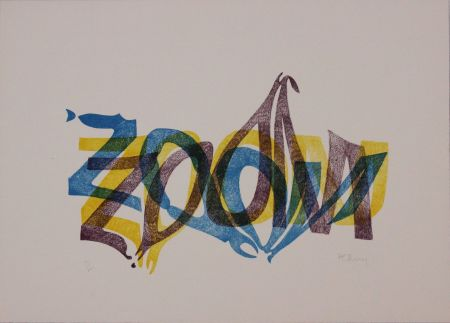 Lithograph Bury - Zoom